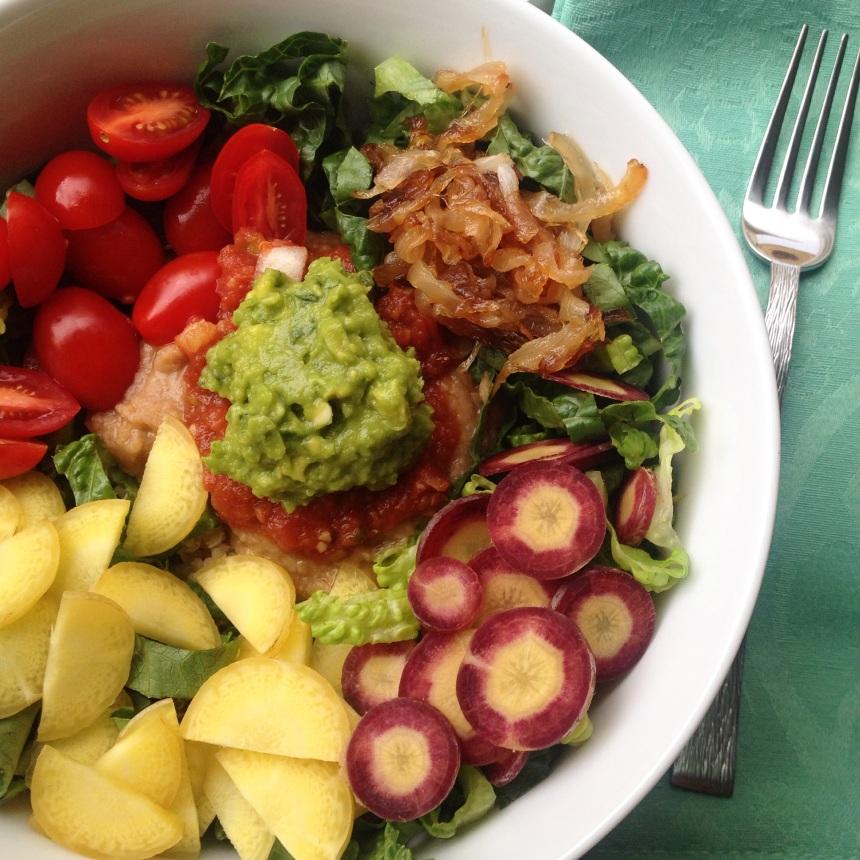 Organic Taco Salad