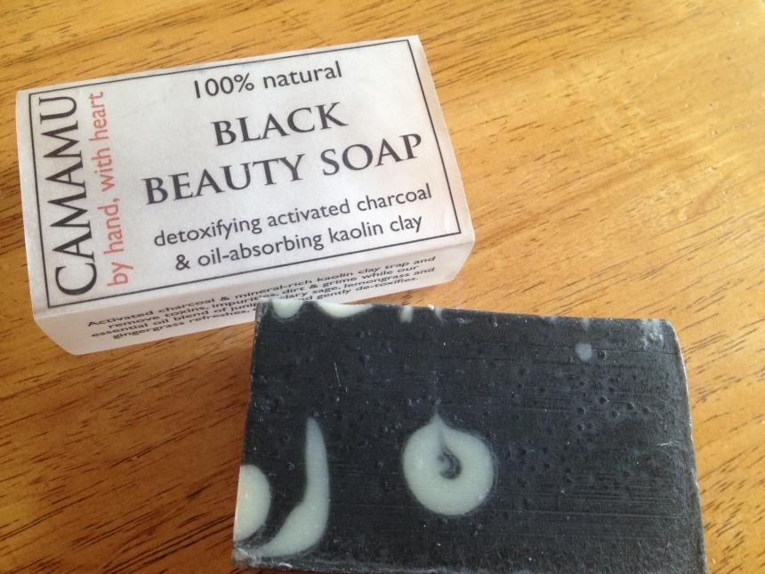 Camamu Black Beauty Bar