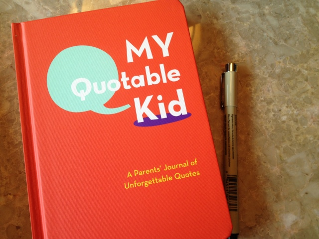 My Quotable Kid >> January Favorites // Be Sol-Ful