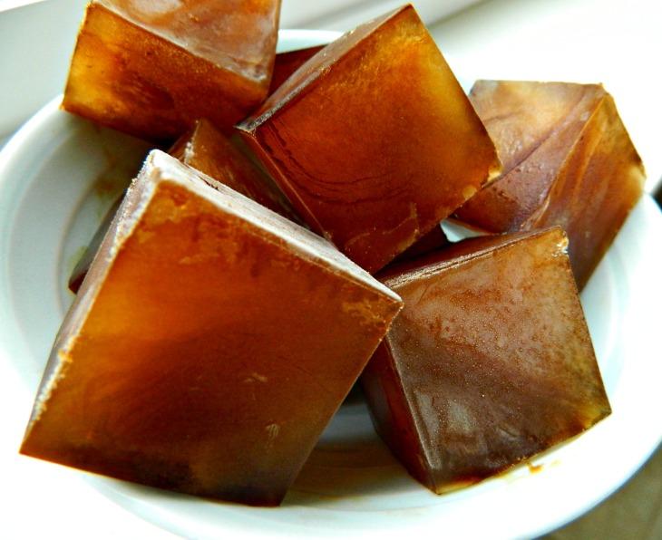 RECIPE: Iced Tahini Mocha with Maple-Tahini-Cacao Sauce