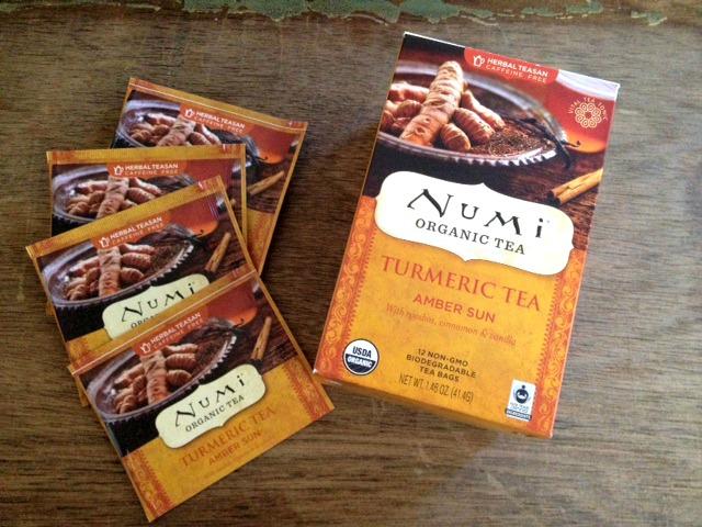 Numi Organic Tea - Amber Sun