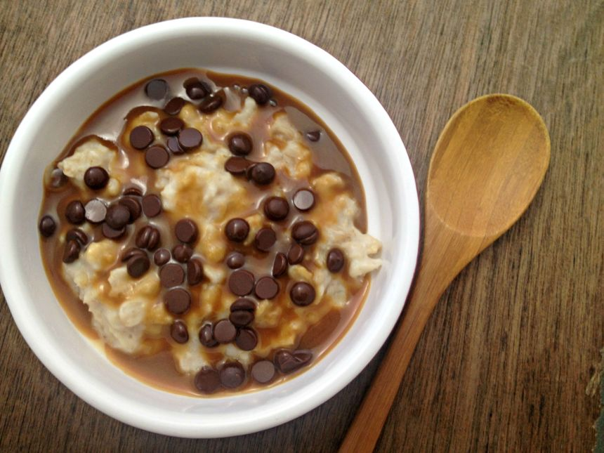 RECIPE: Chocolate Toffee Oats // Be Sol-Ful