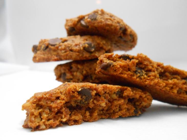 RECIPE: Pumpkin Chocolate Chip Cookies