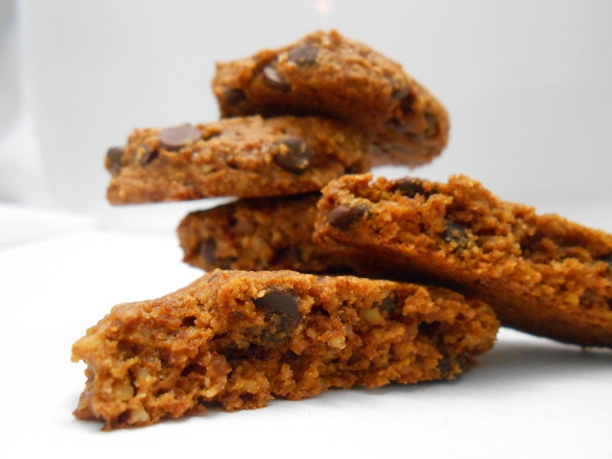 RECIPE: Pumpkin Chocolate Chip Cookies