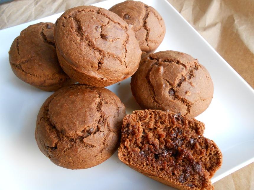 RECIPE: Chocolate Muffins