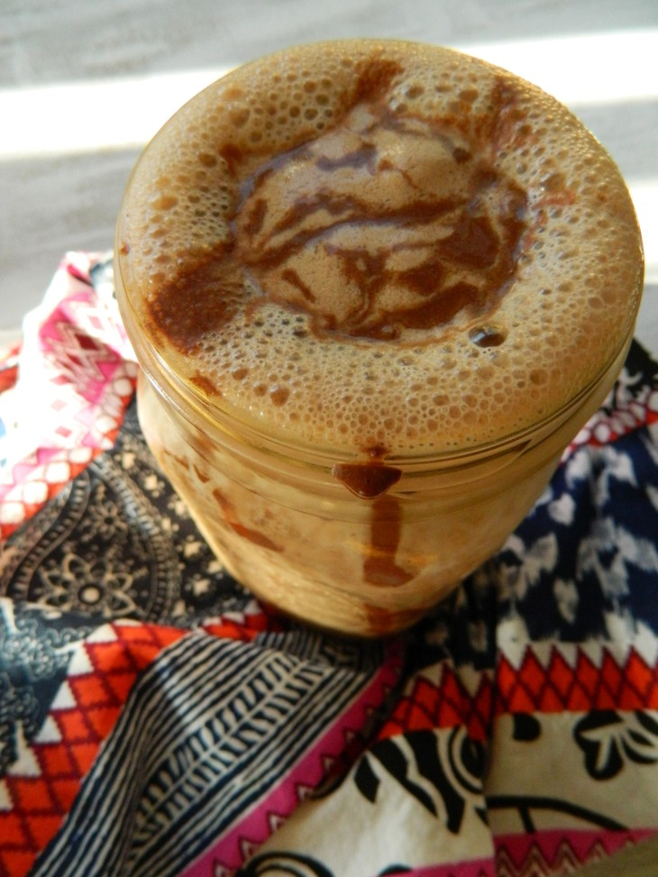 RECIPE: Raw Mochaccino