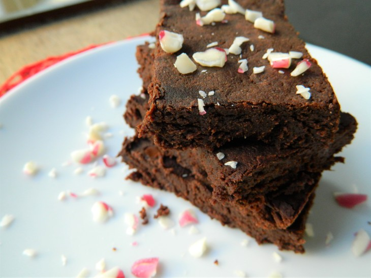 Grain-Free Peppermint Brownies