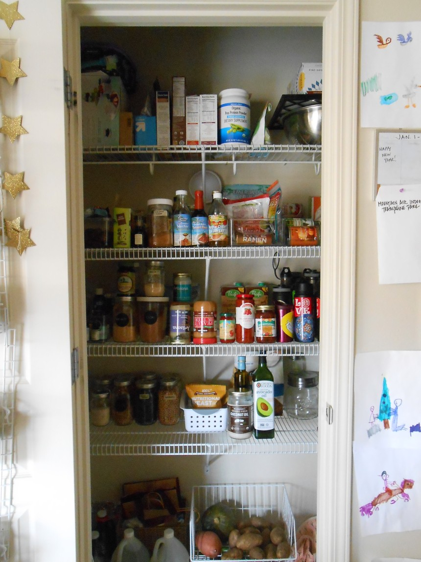 Our (Vegan) Kitchen Staples