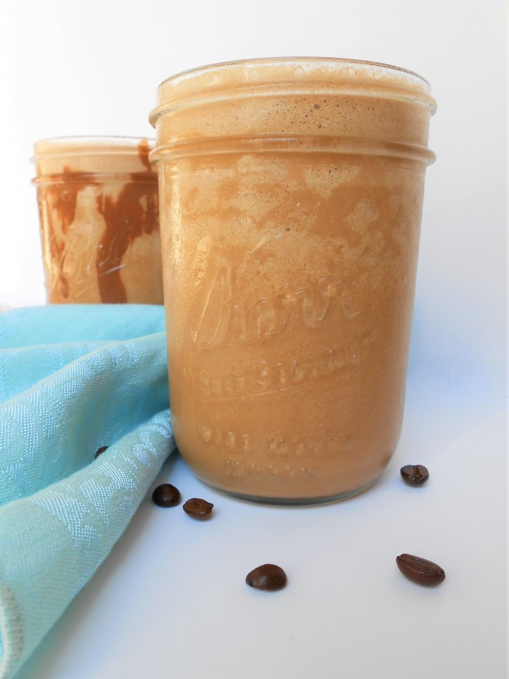 RECIPE: Tahini Mocha // Be Sol-Ful Living